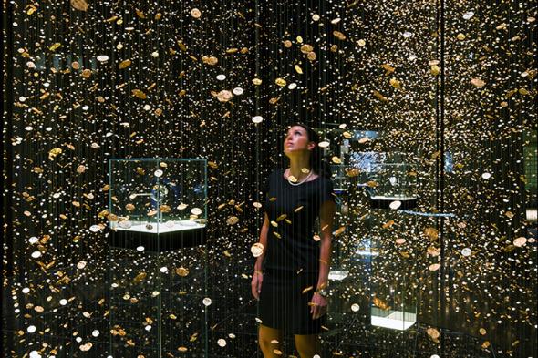 Citizen's Frozen Time Exhibition